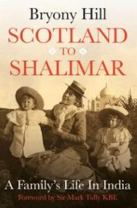 Bryony Hill - Scotland to Shalimar