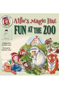 Alfie's Magic Hat - Kathy Carter