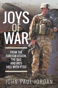 John-Paul Jordan - Joys of War