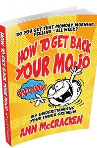 Ann McCracken - How To Get Back Your Mojo