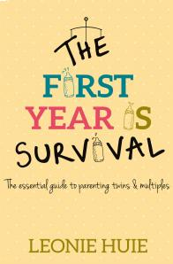 Leonie Huie - The First Year Is Survival