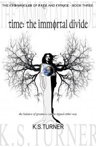Time: The Immortal Divide Book Three in The Chronicles of Fate and Choice trilogy - KS Turner